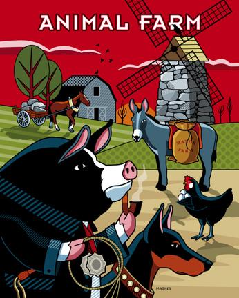 Animal Farm Cliff Knecht Artist Representative