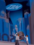 Conceptual illustration for IBM by Bob Scott