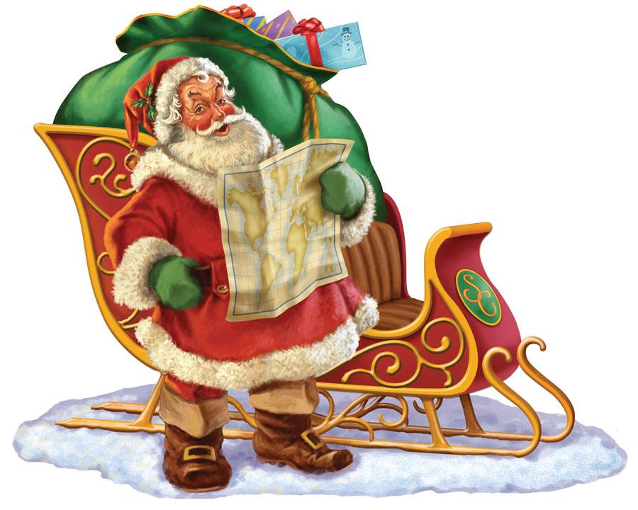 santaw:sleigh